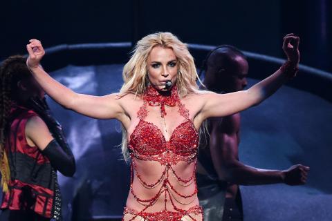 Britney Spears sorprende con