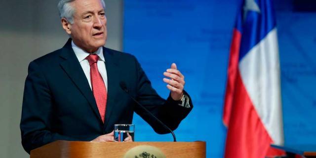 Canciller de Chile Heraldo Muñoz indicó que irá a aguas del Silala