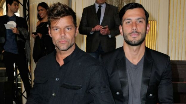 El cantante Ricky Martin confirma que le pidió matromonio a su pareja, Jwan Yosef