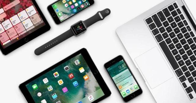 Tres lanzamientos grandes trae Apple