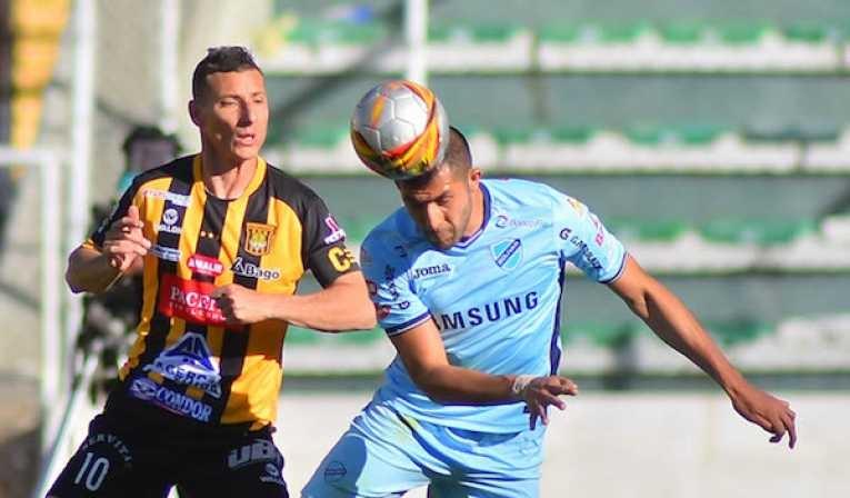 The Strongest le ganó por 1 a 0 a Bolívar en la primera semifinal