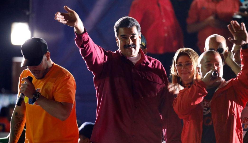 Nicolás Maduro gana las presidenciales según el Consejo Nacional Electoral de Venezuela
