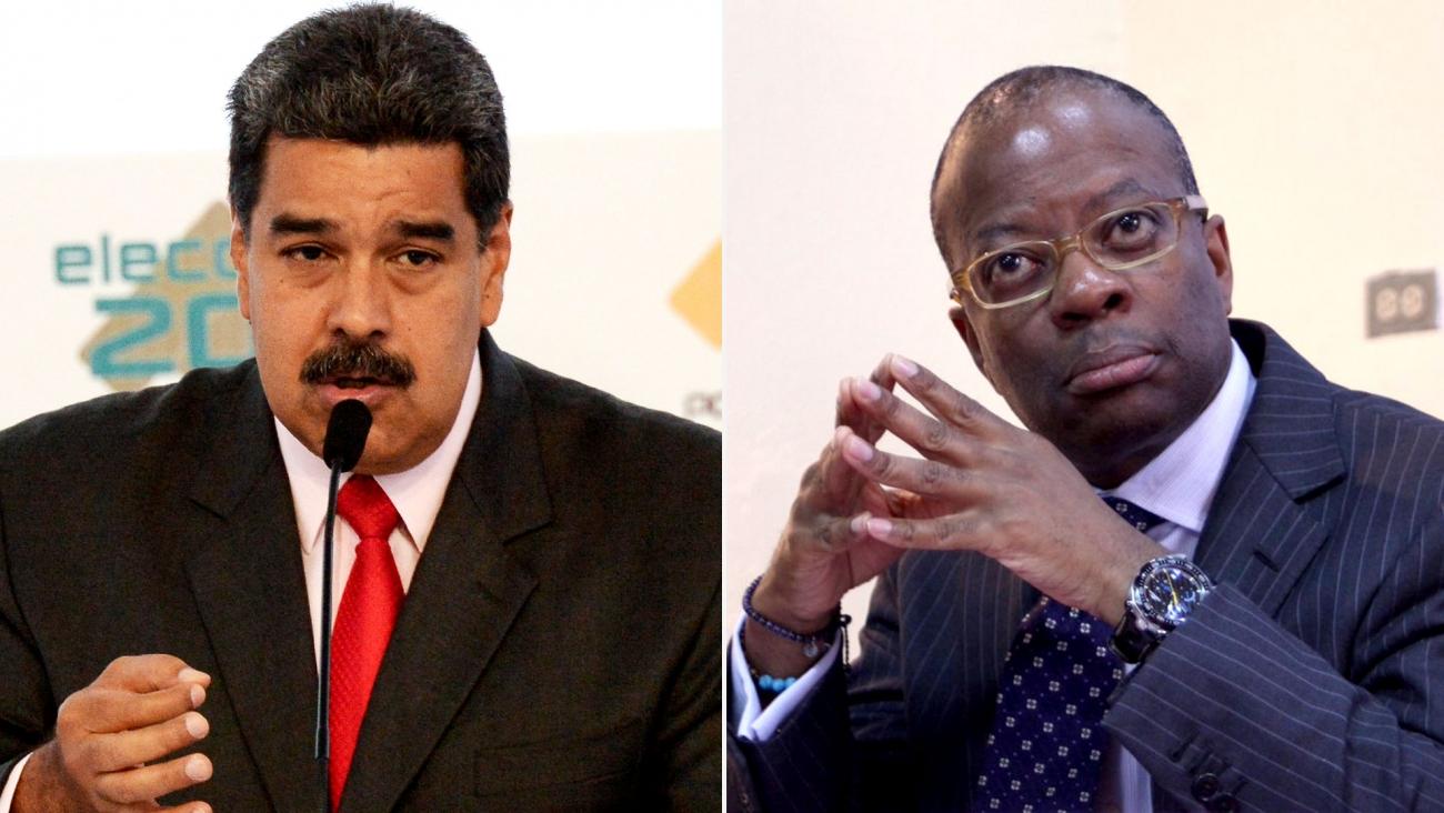 Nicolás Maduro expulsó de Venezuela a Todd Robinson, máximo diplomático de Estados Unidos