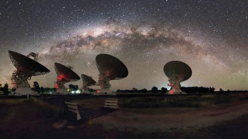 Detectan 72 nuevas señales de la misteriosa radio que se repite desde una galaxia lejana