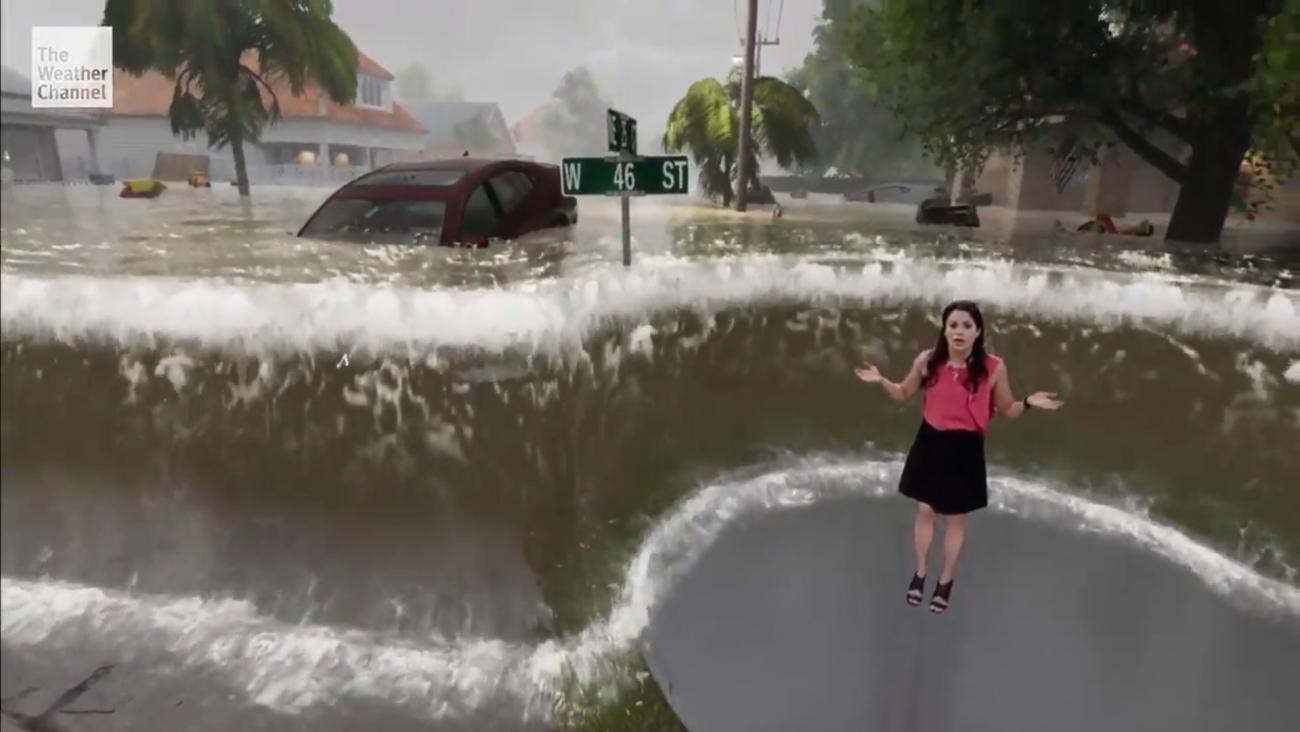 Por el Huracán Florence  las órdenes de evacuación alcanzan a unas 1,7 millones de personas en Carolina del Norte, Carolina del Sur y Virginia