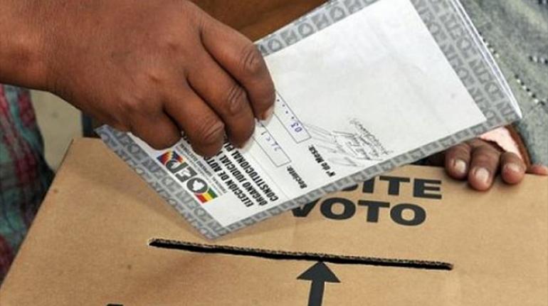 Se confirma 27 de enero de 2019 las primarias partidarias