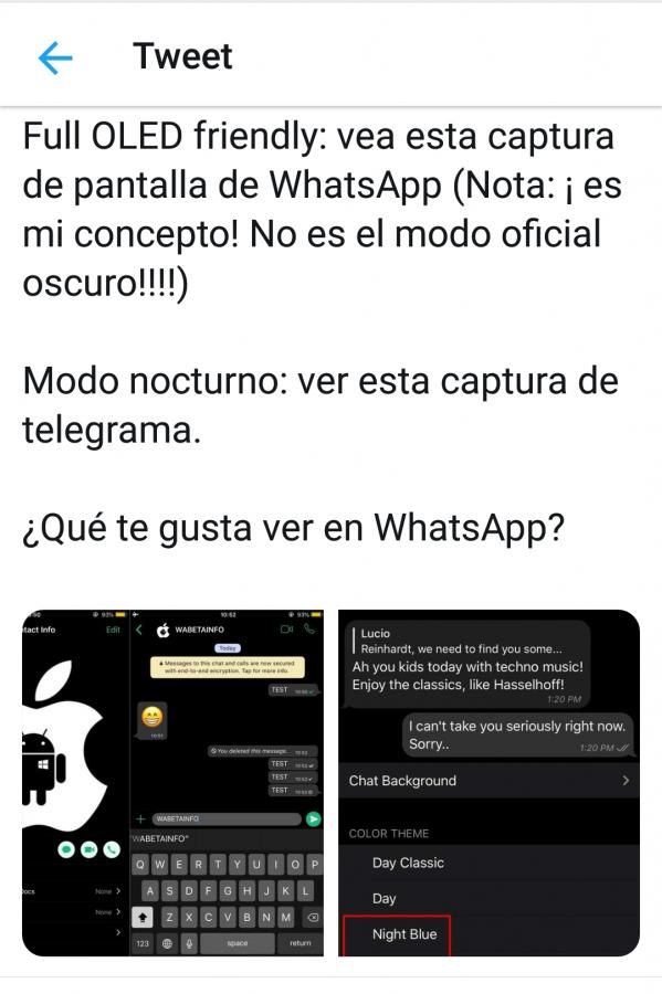WhatsApp lanzará una actualización muy esperada por el público