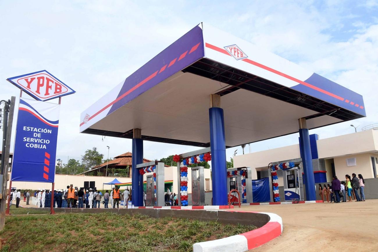 Garantizado el suministro de combustibles y se aclara que la falla causó escasez en seis surtidores