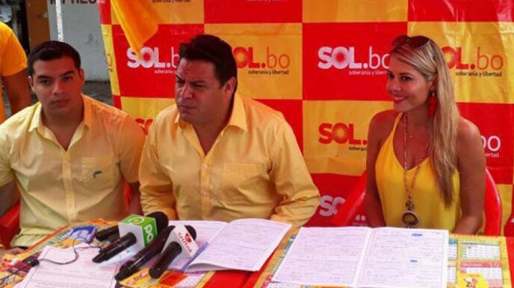 Soberanía y Libertad (Sol.Bo) de Luis Revilla solo contabilizó 68.728 registros válidos de acuerdo a Tribunal Supremo Electoral (TSE)