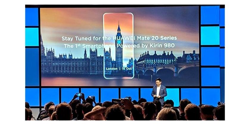CEO de Huawei confirmó que lanzarán un smartphone plegable 5G durante 2019