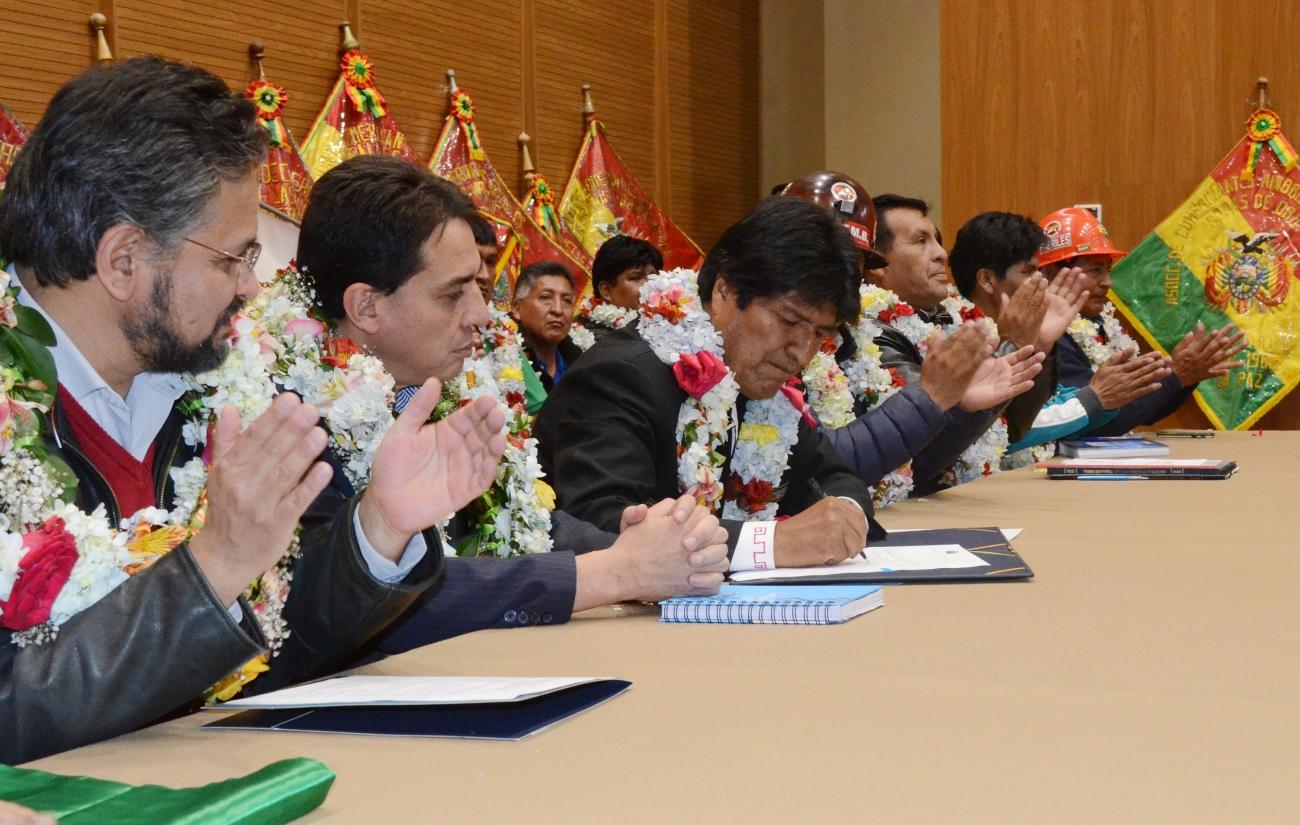 Se promulgó el Decreto Supremo 3698 que modifica el Régimen Tributario Simplificado beneficiando a los comerciantes minoristas del país