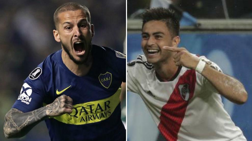 Final de la Copa Libertadores 2018 se definirá por primera vez con un doble superclásico argentino Boca Juniors vs River Plate