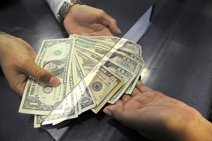 Banco Central de Bolivia deja de vender dólares estadounidenses