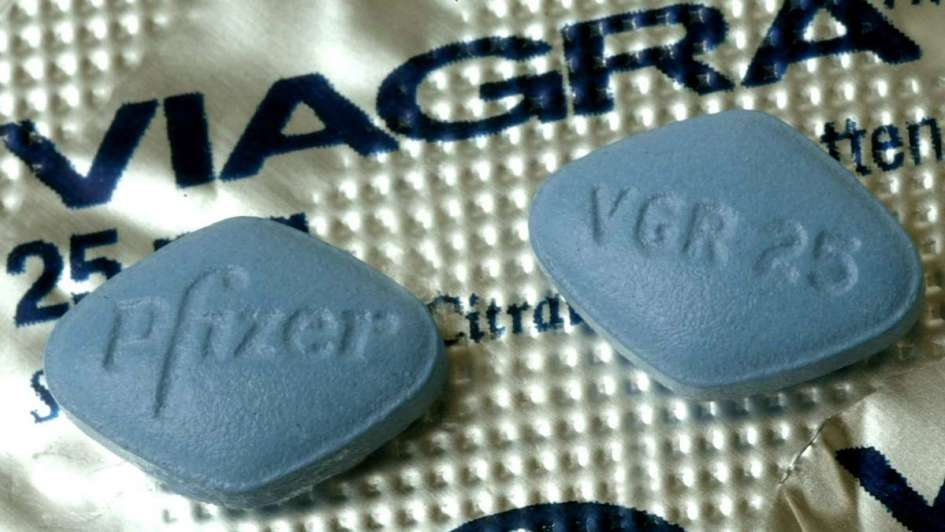 La milagrosa píldora azul Viagra cumple 20 años