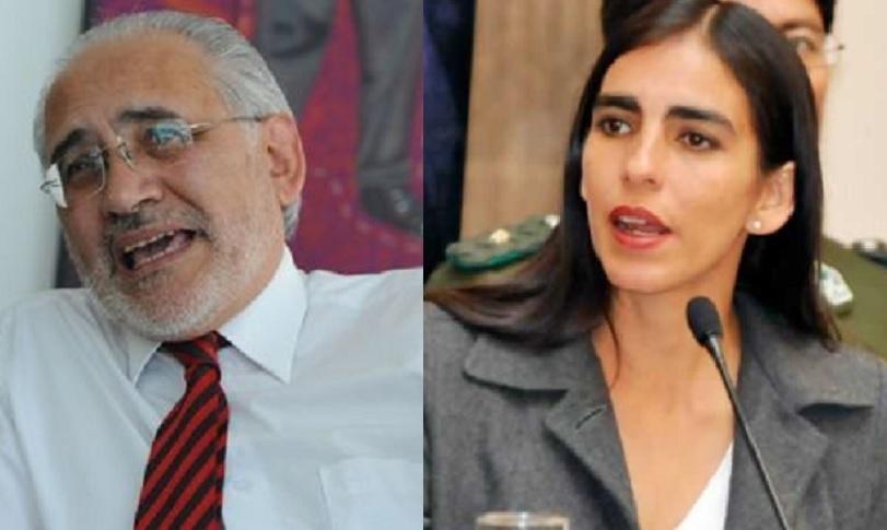 Los vinculados en caso Odebrecht deben dar explicaciones aseveró  Presidenta de la Cámara de Diputados