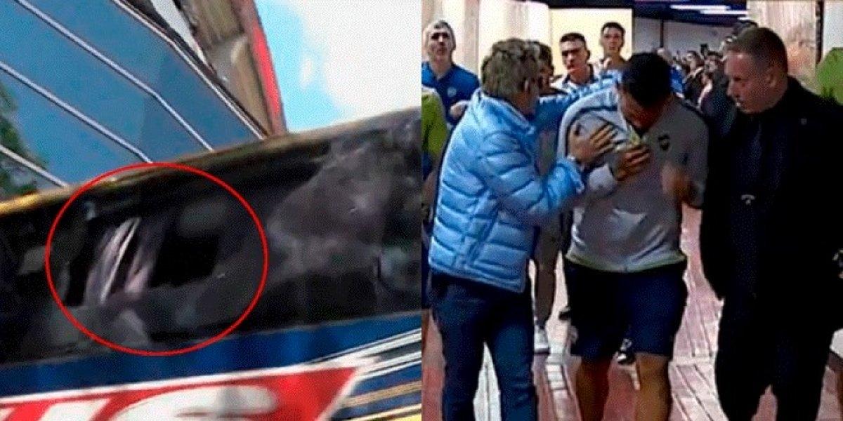 Postergado superfinal por agresión a jugadores de Boca Juniors domingo a las 16:00 hora de Bolivia