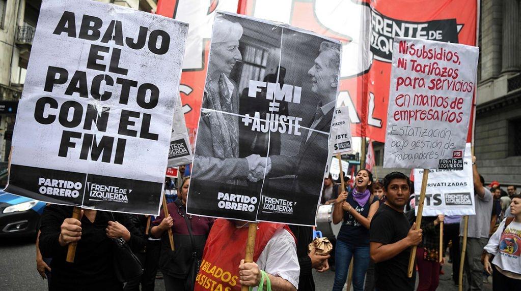 Argentina en plena crisis económica espera la cumbre del G20