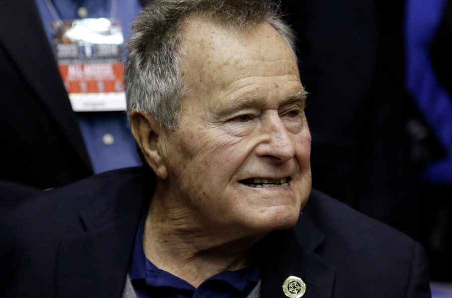 George H.W. Bush, muere a los 94 años ex presidente de EE.UU.