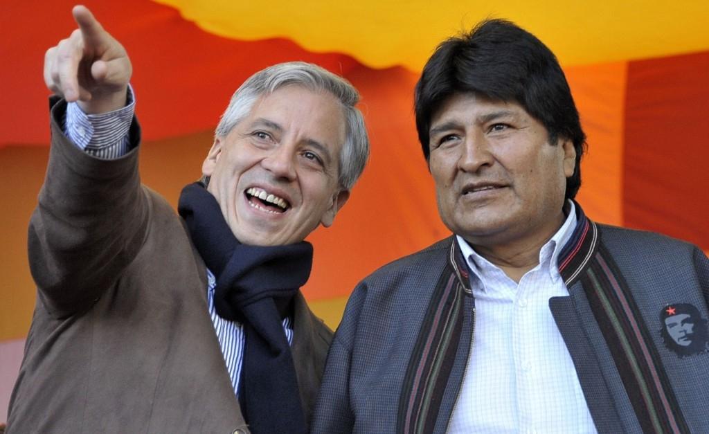 Tribunal Supremo Electoral (TSE) habilita la candidatura de Evo Morales y Álvaro García Linera