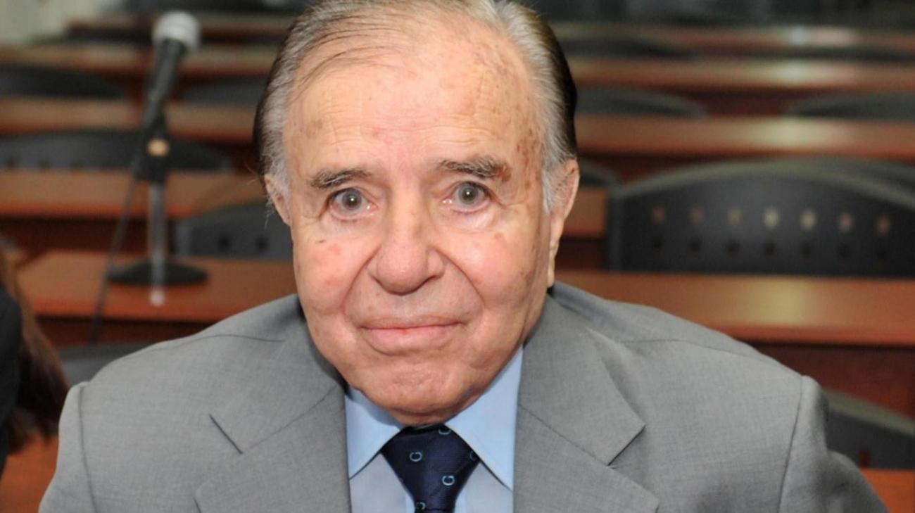 Piden 4 años de cárcel por fraude para el ex presidente Carlos Menem en la Argentina