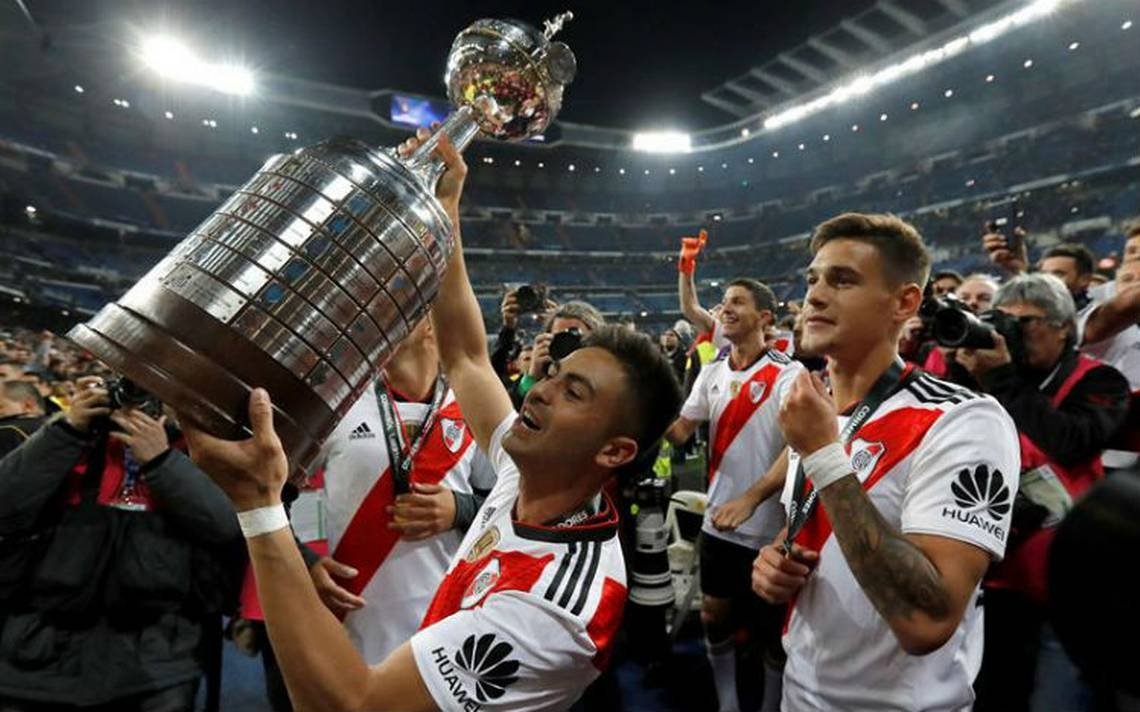 Para no olvidar triunfo de River sobre Boca Copa Libertadores de América