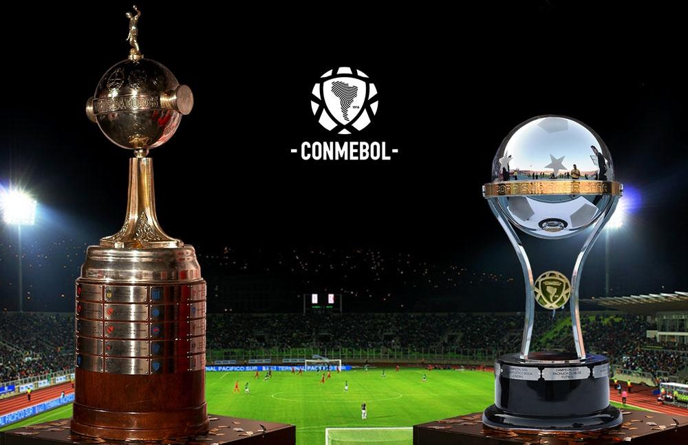 En Luque, Paraguay sorteo de la Copa Libertadores y Sudamericana 2019 competiciones más importantes clubes del continente