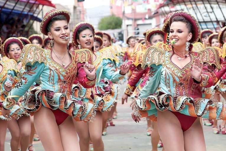 Bailarán por la reivindicación del origen de la danza boliviana de los caporales ante una apropiación en Argentina, Chile o Perú