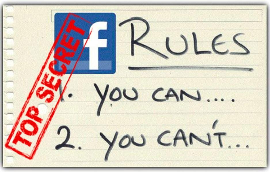 Filtran reglas secretas de Facebook para moderar contenidos