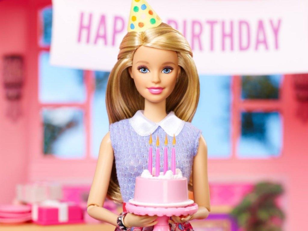 60 años han pasado desde la primera muñeca barbie