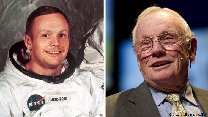 Entrevista reveladora Armstrong confirma que en la Luna había naves muy superiores a las de la Tierra