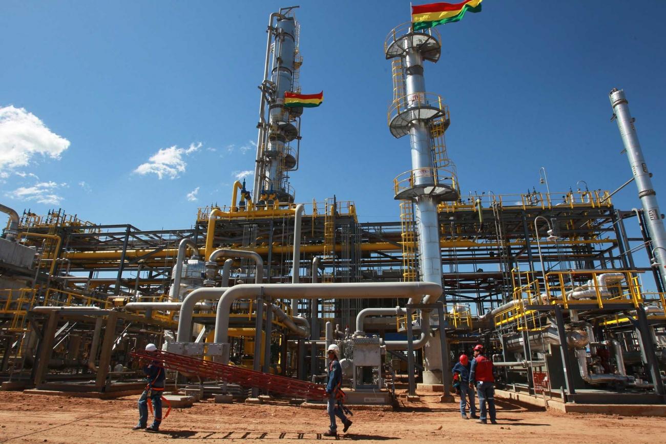 Confirmado nuevas reservas de hidrocarburos en el chaco tarijeño por la empresa Vintage Petroleum