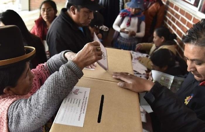 Las Primarias con normalidad y alto índice de participación marcan jornada electoral sin precedentes en Bolivia