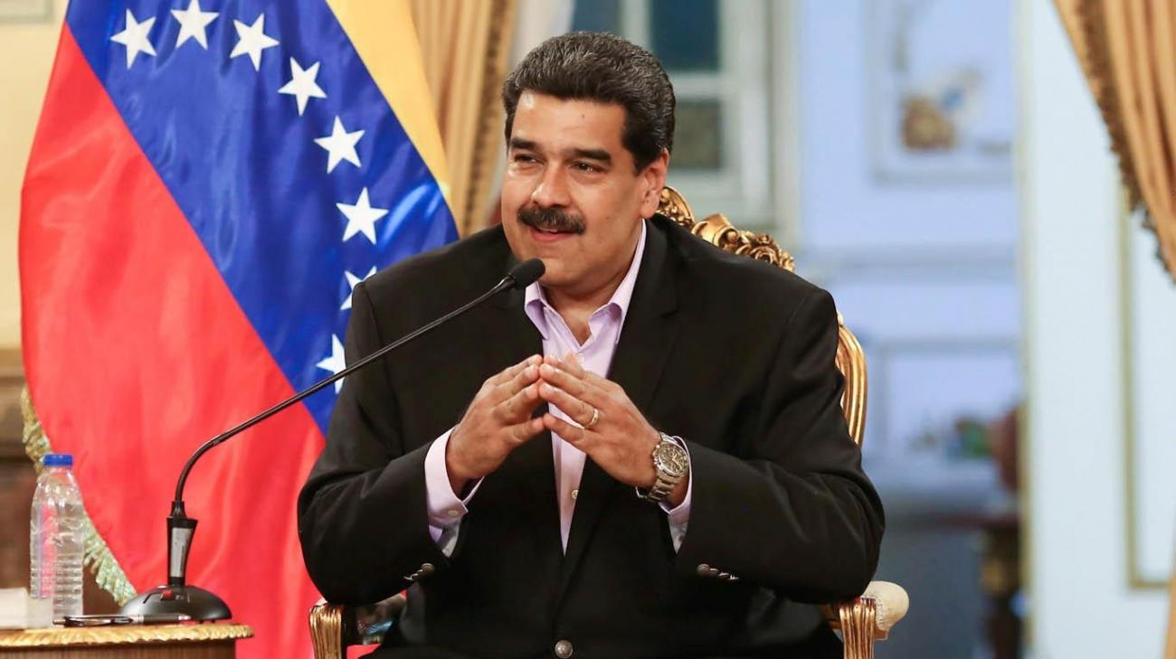 Presidente Nicolás Maduro iniciará acciones legales contra EEUU por sanciones a venezolana PDVSA