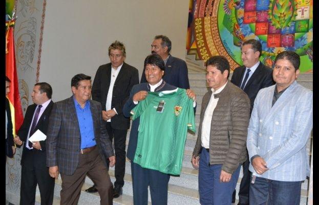 3 de marzo confirmado amistoso Bolivia Nicaragua en el estadio Bicentenario de Villa Tunari