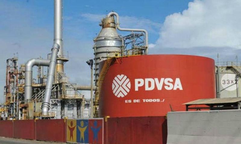 Congelación de los activos de PDVSA es como
