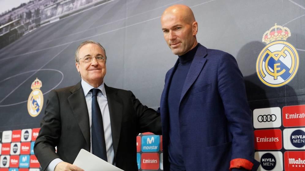 Oficial Zinedine Zidane retoma a dirigir al Real Madrid