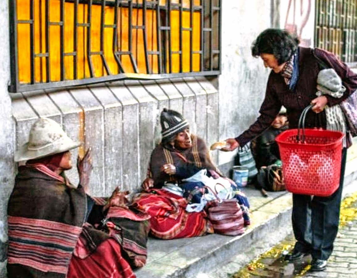 Bolivia redujo más de 100 veces la brecha entre ricos y pobres de acuerdo a los datos del Instituto Nacional de Estadística INE