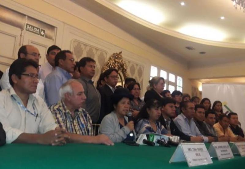 Elecciones Generales en Bolivia 20 de octubre confirmado por el Tribunal Supremo Electoral TSE