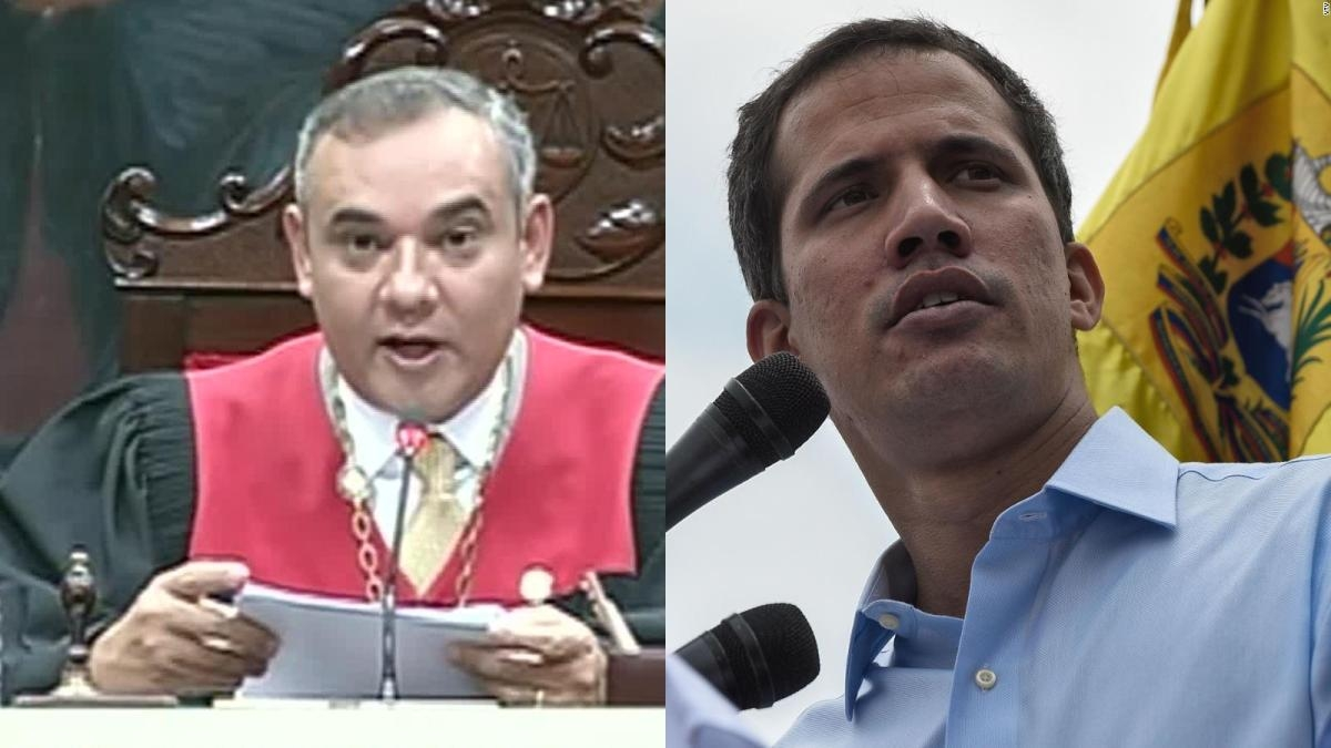 Tribunal Supremo de Venezuela solicita a la Asamblea Nacional Constituyente allanar inmunidad parlamentaria a Juan Guaidó