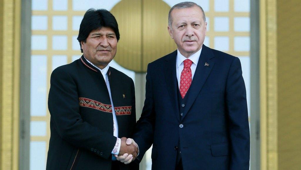 Fortalecen relación bilateral Turquía y Bolivia ampliarán cooperación e intercambio comercial