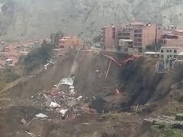 Ante el desastre en La Paz, coordinan atención a damnificados y se reciben donaciones en  dependencias de EMAVERDE (Av Francisco Bedregal) desde las 08.00 hasta las 16:00
