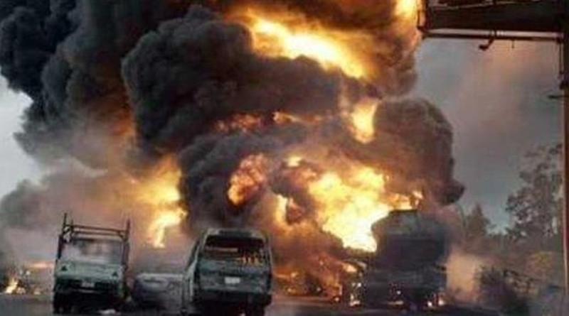 58 muertos tras la explosión de un camión cisterna con gasolina en la capital de Níger