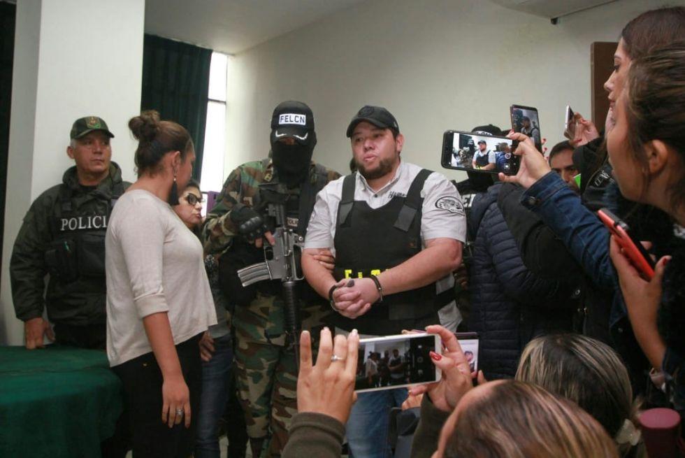Red de Organización criminal fue desarticulada se habla de nuevos involucrados y Brasil debe ratificar pedido de extradición de Pedro Montenegro
