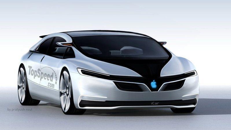 Nueva patente de la empresa Apple describirá lo que será capaz de hacer su coche autónomo