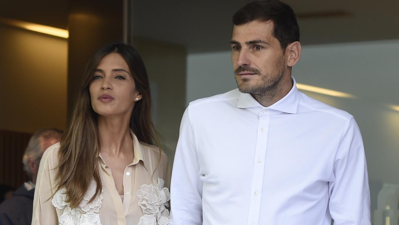 Esposa de Iker Casillas Sara Carbonero fue operada de cáncer de ovario