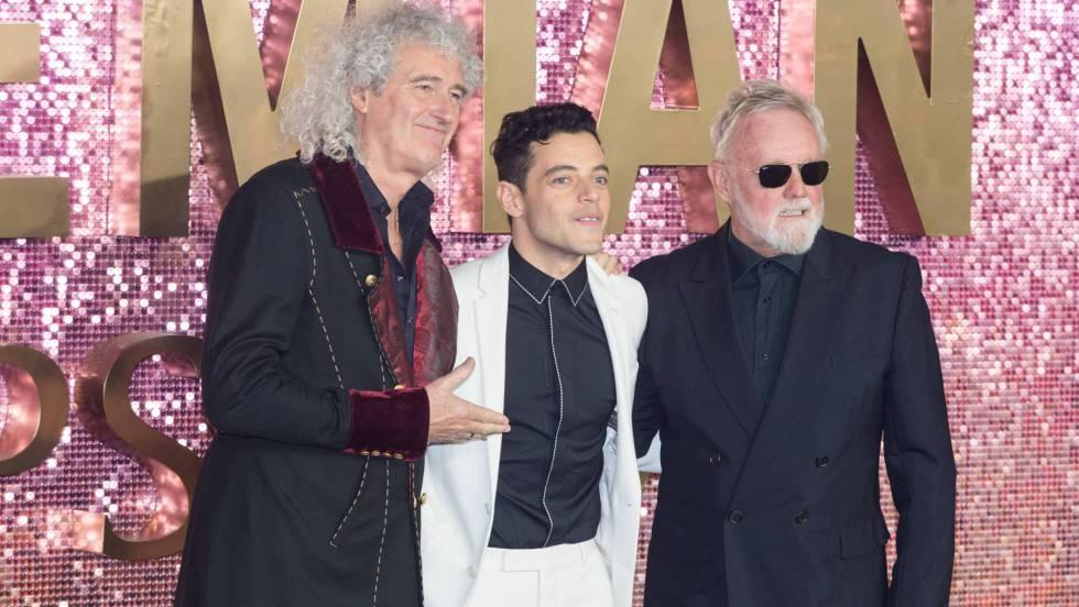 Hasta ahora no cumplen con el pago de las ganancias por la película Bohemian Rhapsody a la Banda Queen