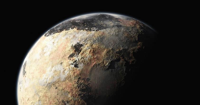 La NASA encontró en Plutón un elemento clave para que exista vida extraterrestre