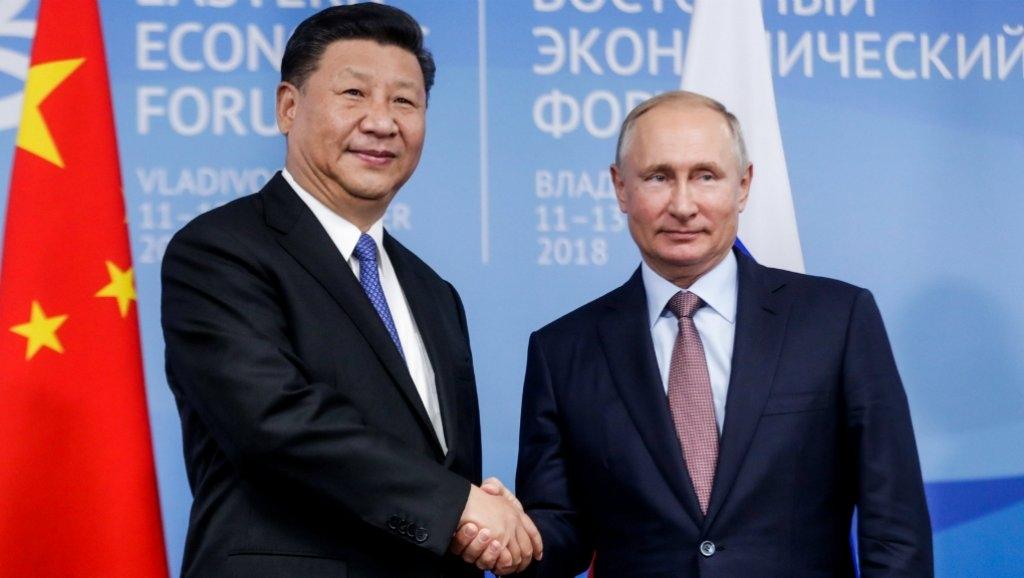 Presidentes Xi Jinping y Vladimir Putin definirán en reunión privada su relación con EEUU y la situación en Venezuela
