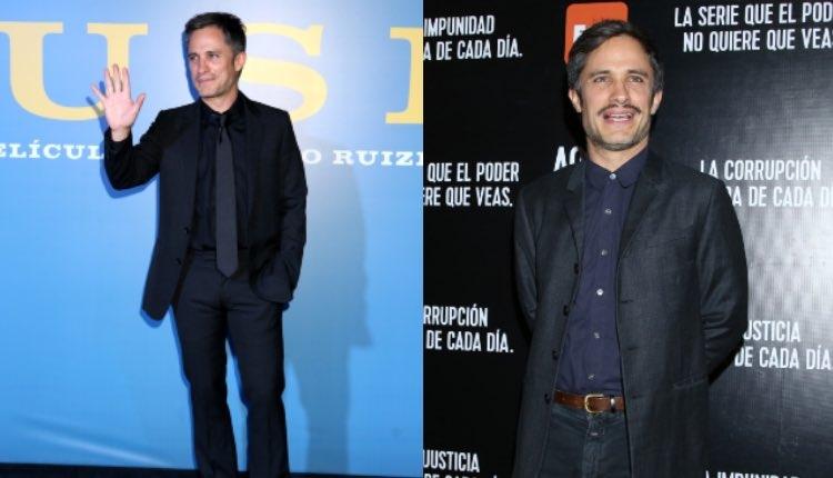 El actor Gael García Bernal obtuvo un amparo para consumir marihuana con fines recreativos