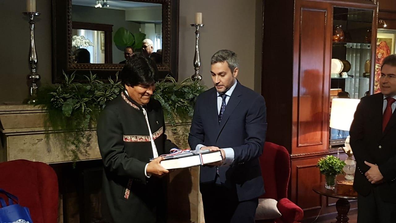 Histórico encuentro binacional Bolivia-Paraguay así calificaron los empresarios bolivianos